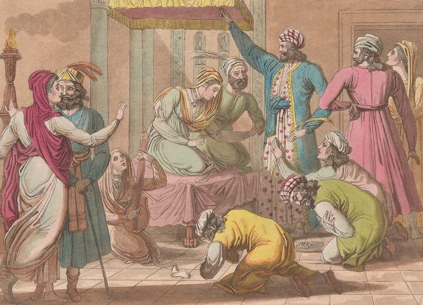 Le Costume Ancien et Moderne [Asie] Vol. 3 - Initiation des Guebres (1817)