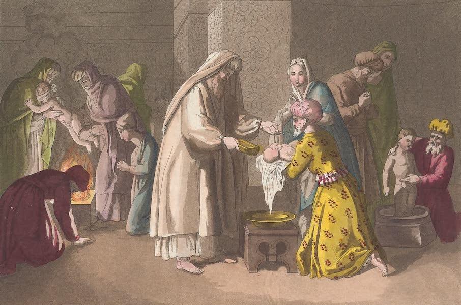 Le Costume Ancien et Moderne [Asie] Vol. 3 - Ceremonies nuptiales (1817)