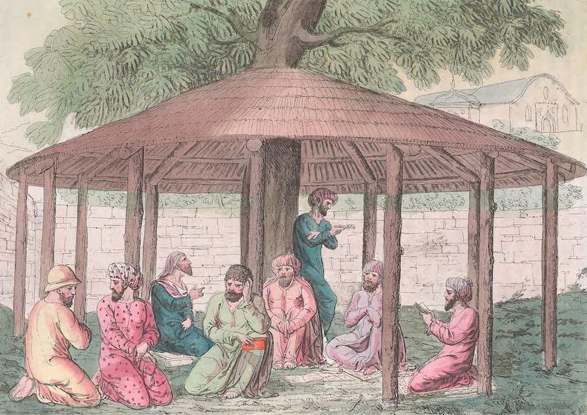 Le Costume Ancien et Moderne [Asie] Vol. 3 - Les Sophis (1817)