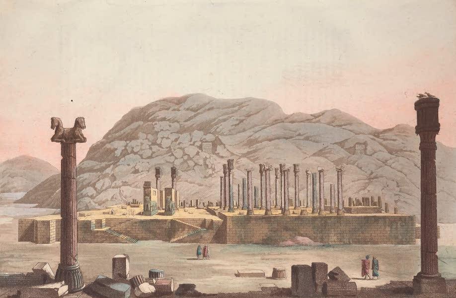 Le Costume Ancien et Moderne [Asie] Vol. 3 - Description des ruines de Persepolis (1817)