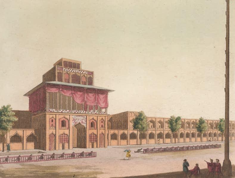 Le Costume Ancien et Moderne [Asie] Vol. 3 - Palais royal (1817)