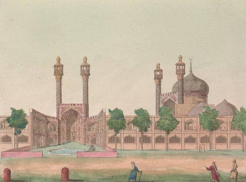 Le Costume Ancien et Moderne [Asie] Vol. 3 - Magnifique pavillion (1817)