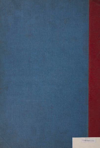 Le Costume Ancien et Moderne [Asie] Vol. 3 - Back Cover (1817)