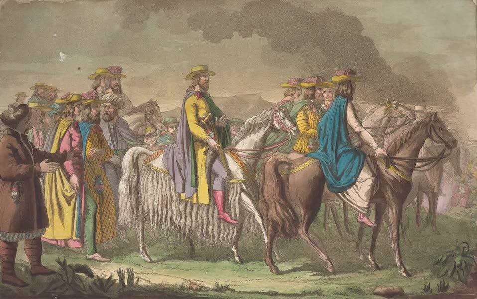 Le Costume Ancien et Moderne [Asie] Vol. 4 - Habillement du regent et de son cortege (1818)