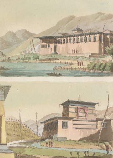 Le Costume Ancien et Moderne [Asie] Vol. 4 - Palais de Tassisoudon (1818)