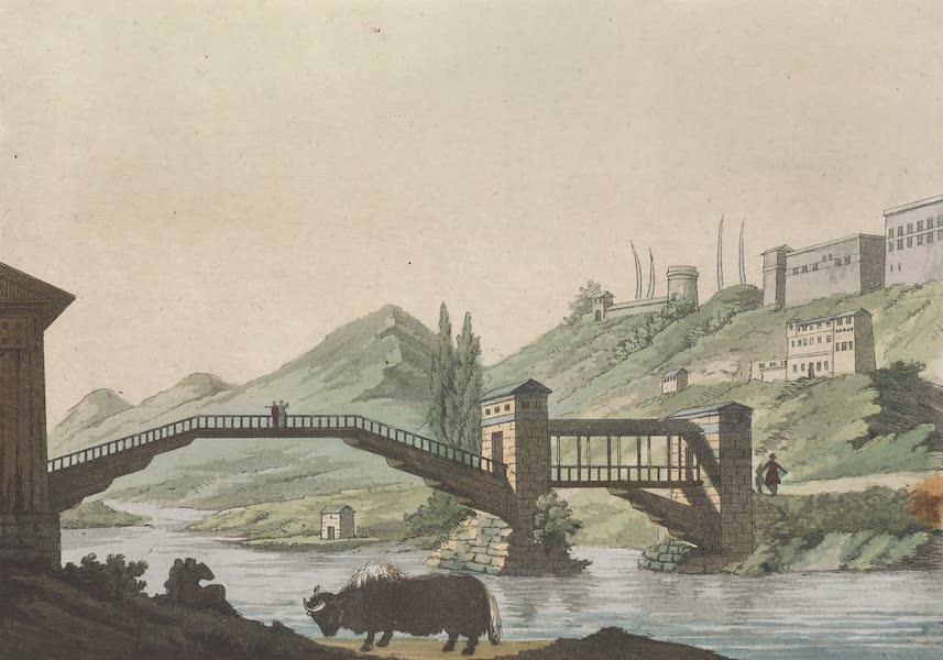 Le Costume Ancien et Moderne [Asie] Vol. 4 - Chateau et pont de Vandipore (1818)
