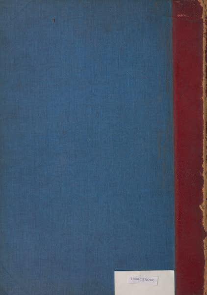 Le Costume Ancien et Moderne [Asie] Vol. 4 - Back Cover (1818)