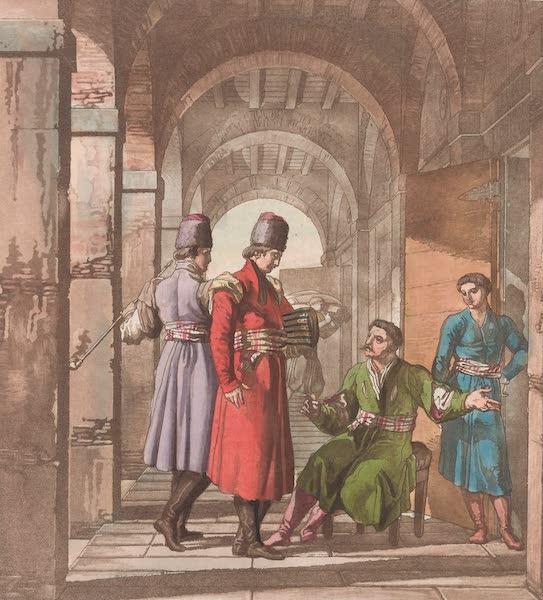 Le Costume Ancien et Moderne [Asie] Vol. 4 - Habillement des Georgiens (1818)
