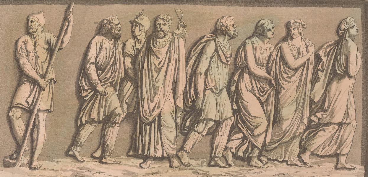 Le Costume Ancien et Moderne [Asie] Vol. 4 - Habillement des Scythes (1818)