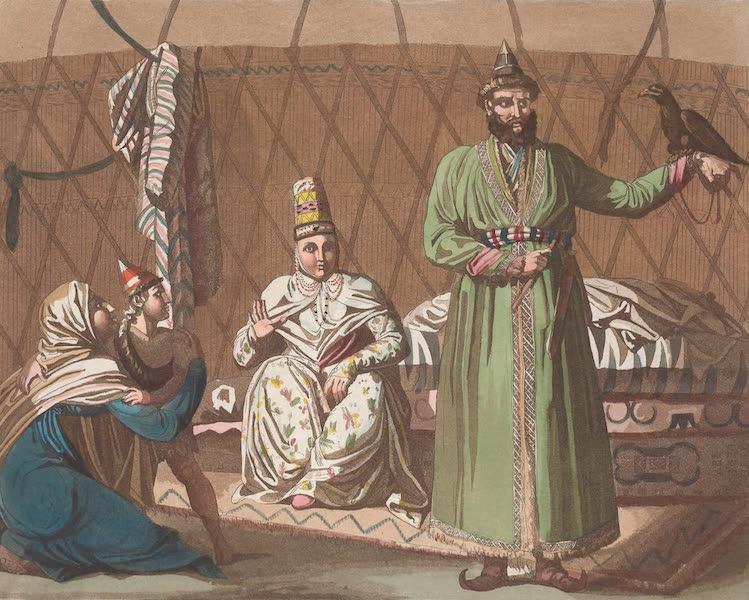 Le Costume Ancien et Moderne [Asie] Vol. 4 - Prince ou chefs de la nation etc (1818)