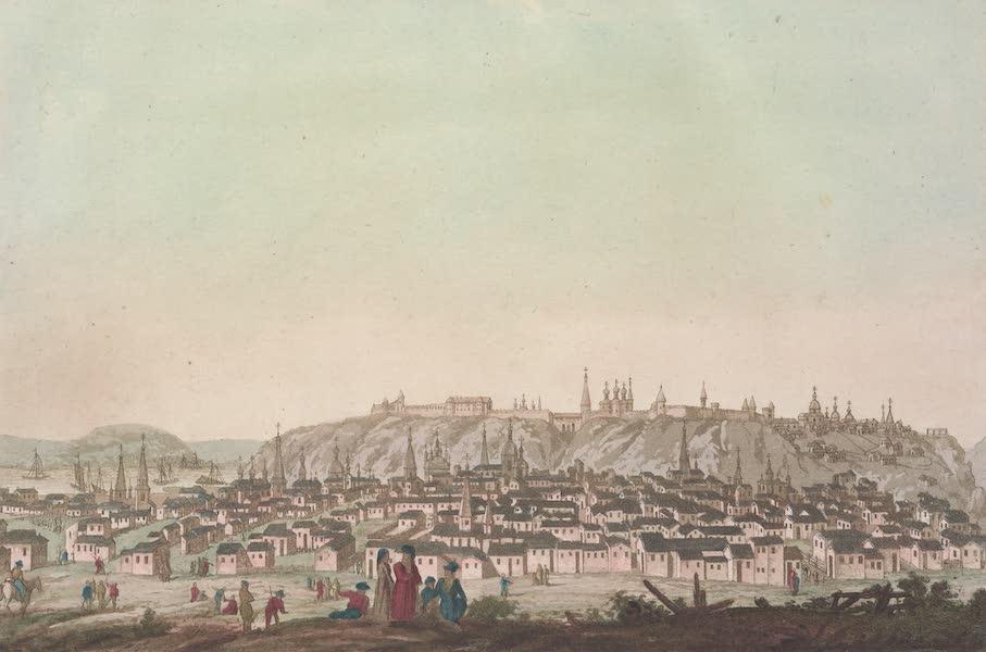 Le Costume Ancien et Moderne [Asie] Vol. 4 - Ville de Tobolsk (1818)