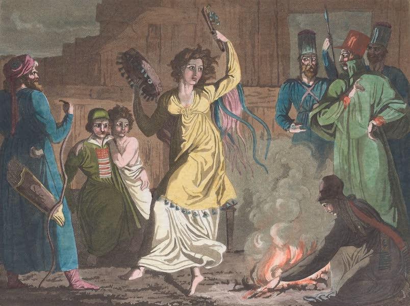 Le Costume Ancien et Moderne [Asie] Vol. 4 - Schamane des Teleuths (1818)