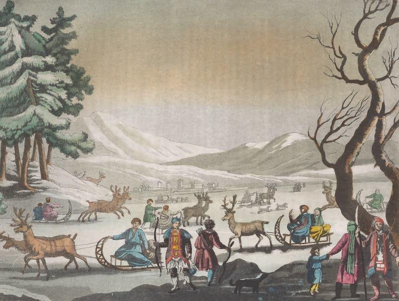 Le Costume Ancien et Moderne [Asie] Vol. 4 - Tunguses (1818)