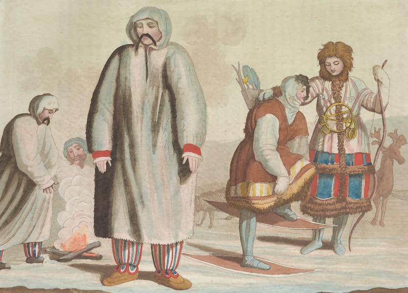 Le Costume Ancien et Moderne [Asie] Vol. 4 - Samoiedes (1818)
