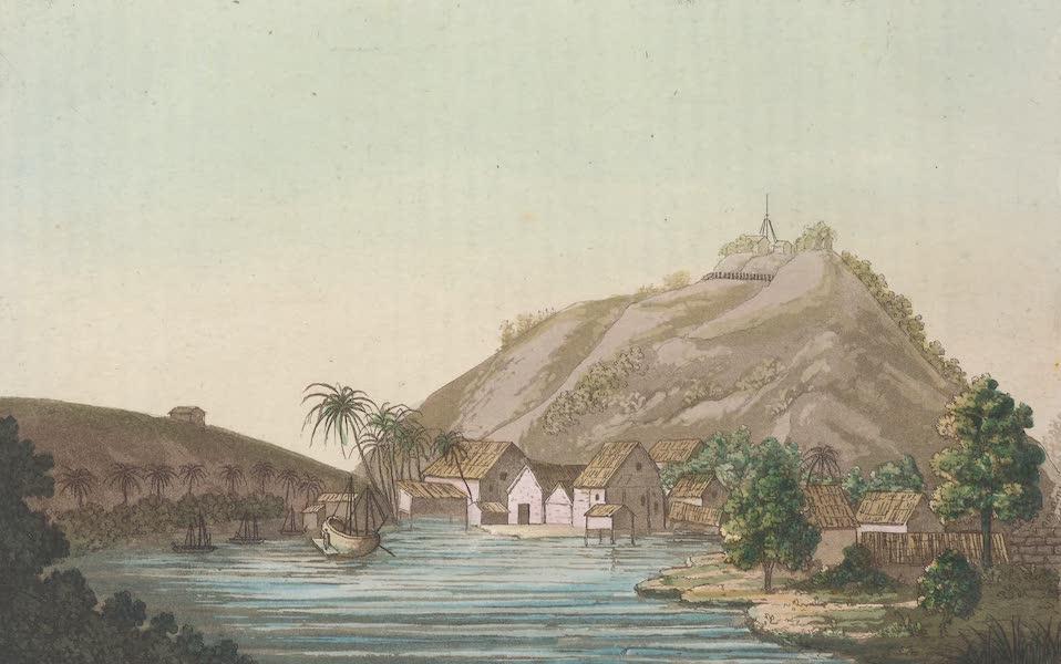 Le Costume Ancien et Moderne [Asie] Vol. 4 - Colline de Padang (1818)