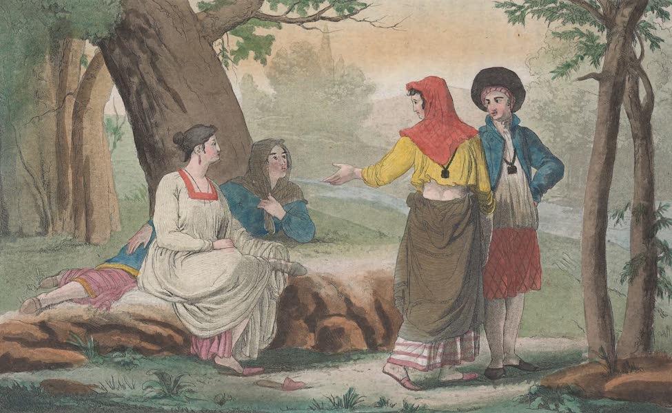 Le Costume Ancien et Moderne [Asie] Vol. 4 - Habillement des habitans des Philipines (1818)