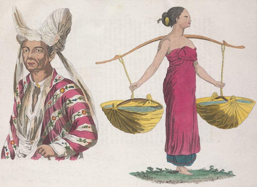 Le Costume Ancien et Moderne [Asie] Vol. 4 - Malais de Timor (1818)