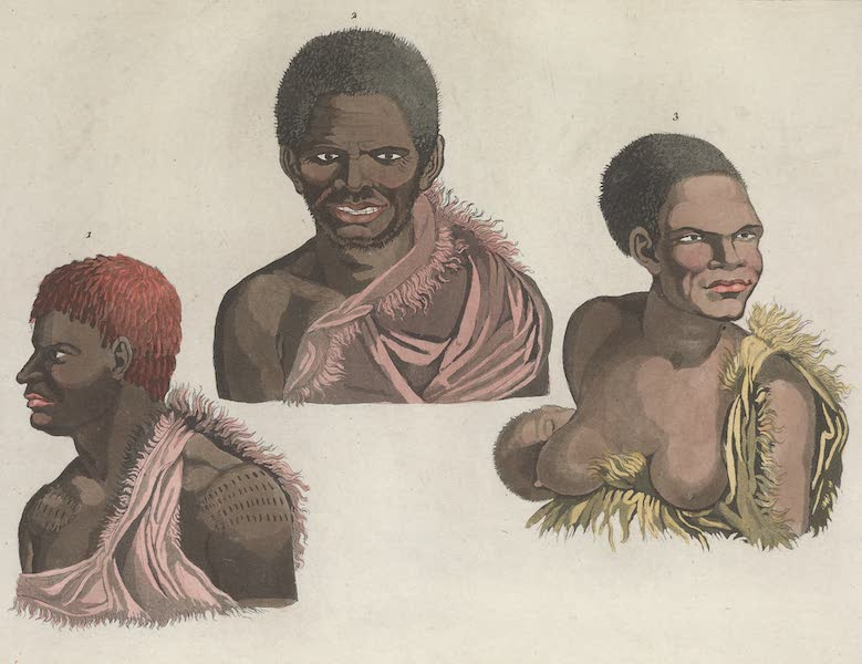 Le Costume Ancien et Moderne [Asie] Vol. 4 - Habitations (1818)