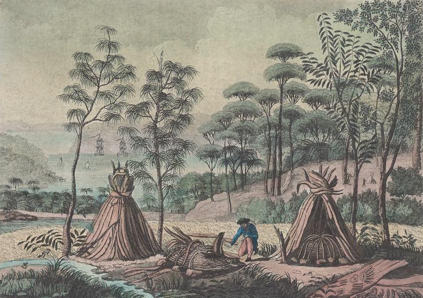 Le Costume Ancien et Moderne [Asie] Vol. 4 - Tombeaux (1818)