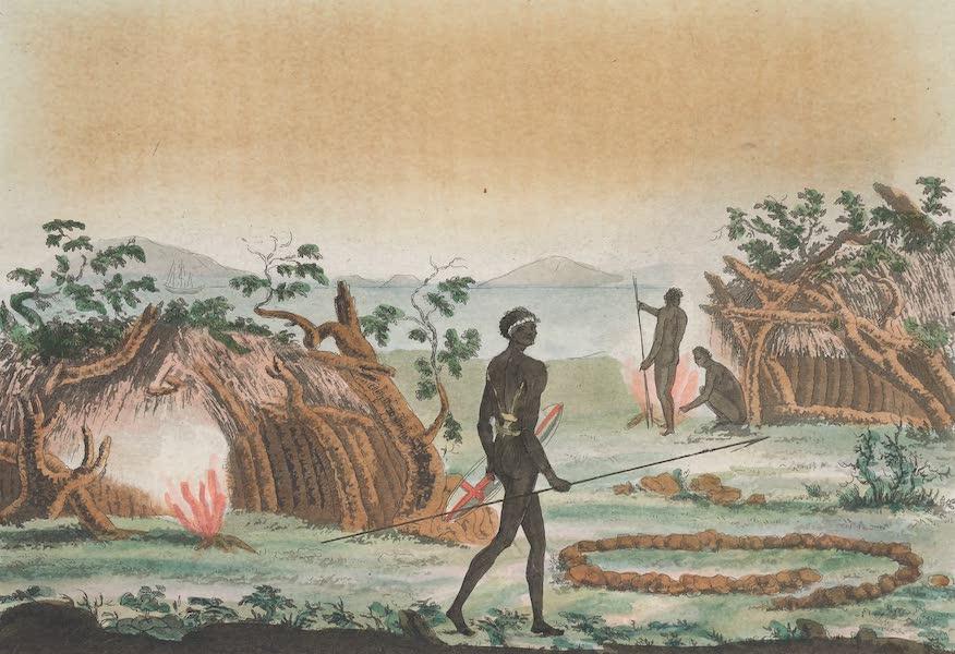 Le Costume Ancien et Moderne [Asie] Vol. 4 - Cabanes (1818)