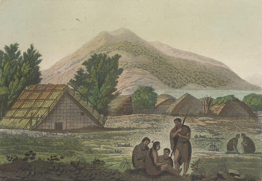 Le Costume Ancien et Moderne [Asie] Vol. 4 - Interieur d'un Hippah (1818)