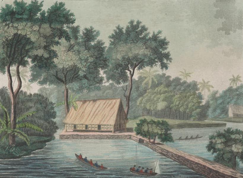 Le Costume Ancien et Moderne [Asie] Vol. 4 - Baie de Pelew (1818)