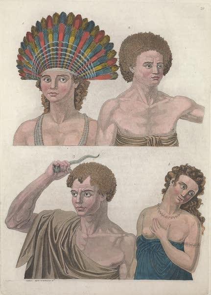 Le Costume Ancien et Moderne [Asie] Vol. 4 - Habitans (1818)
