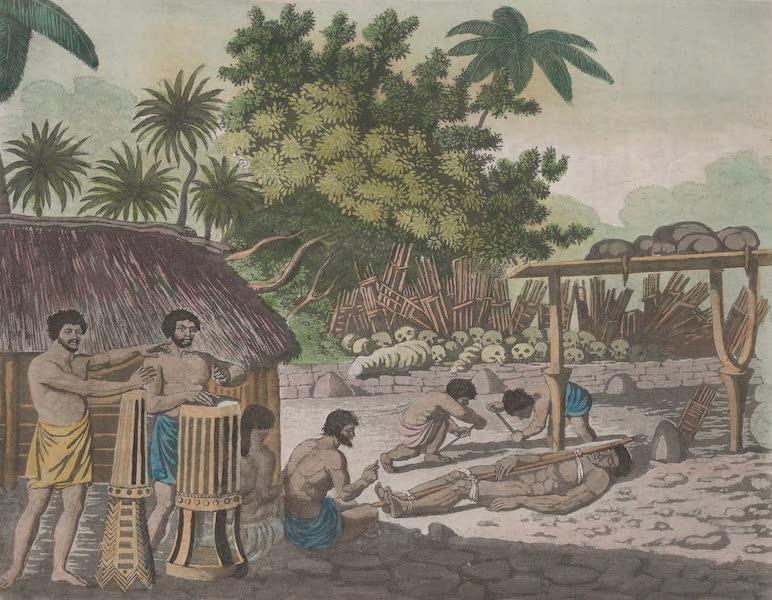 Le Costume Ancien et Moderne [Asie] Vol. 4 - Morai ou cimetiere (1818)