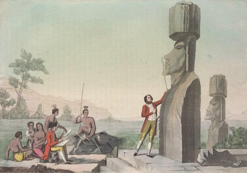 Le Costume Ancien et Moderne [Asie] Vol. 4 - Monumens de cette ile (1818)