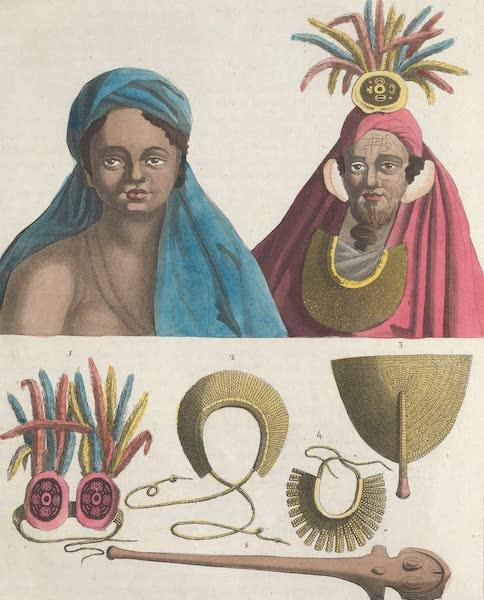 Le Costume Ancien et Moderne [Asie] Vol. 4 - Habitans, ornemens etc (1818)