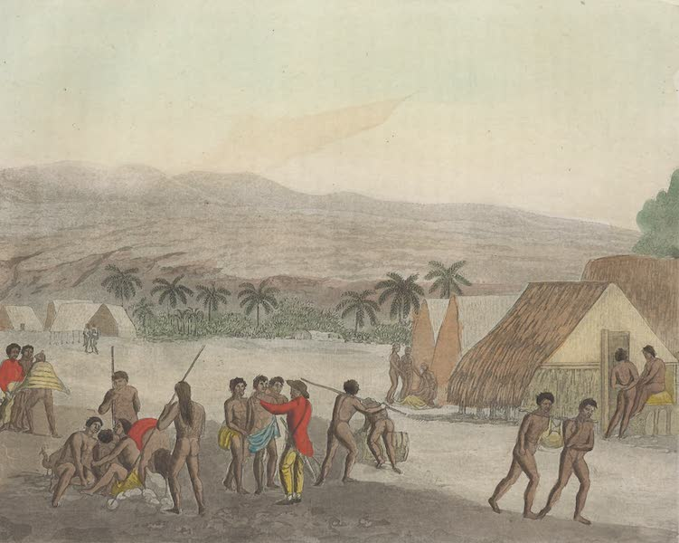 Le Costume Ancien et Moderne [Asie] Vol. 4 - Ile d'Atooi (1818)