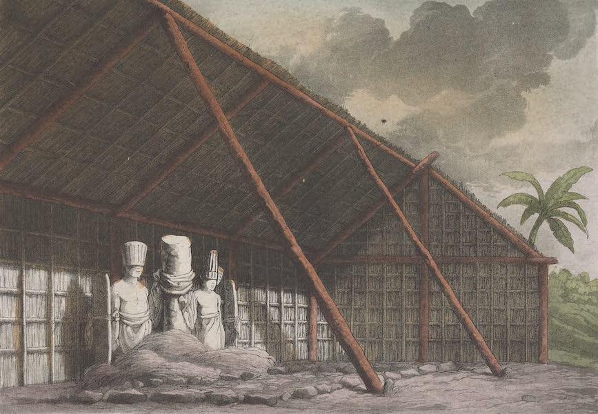 Le Costume Ancien et Moderne [Asie] Vol. 4 - Interieur du morai (1818)