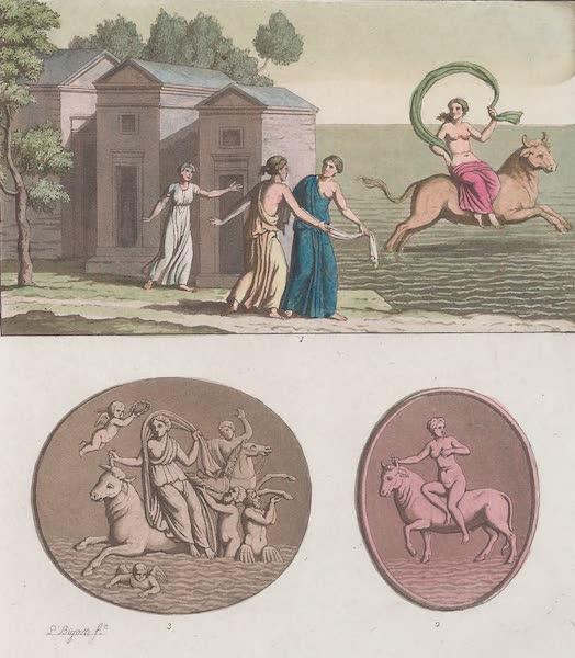 Le Costume Ancien et Moderne [Europe] Vol. 1, Pt. 1 - III. L'Europe representee par les anciens (1817)