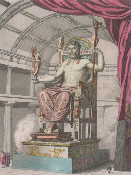 Le Costume Ancien et Moderne [Europe] Vol. 1, Pt. 1 - L. Jupiter Olympien (1817)