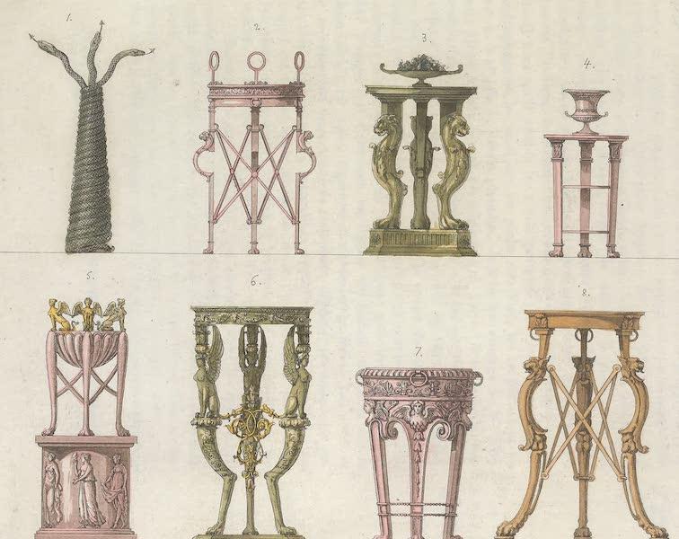 Le Costume Ancien et Moderne [Europe] Vol. 1, Pt. 1 - LX. Trepieds (1817)