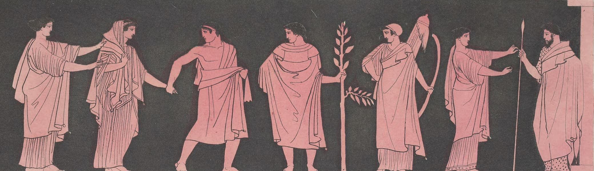 Le Costume Ancien et Moderne [Europe] Vol. 1, Pt. 1 - LXVIII. Secondes noces (1817)