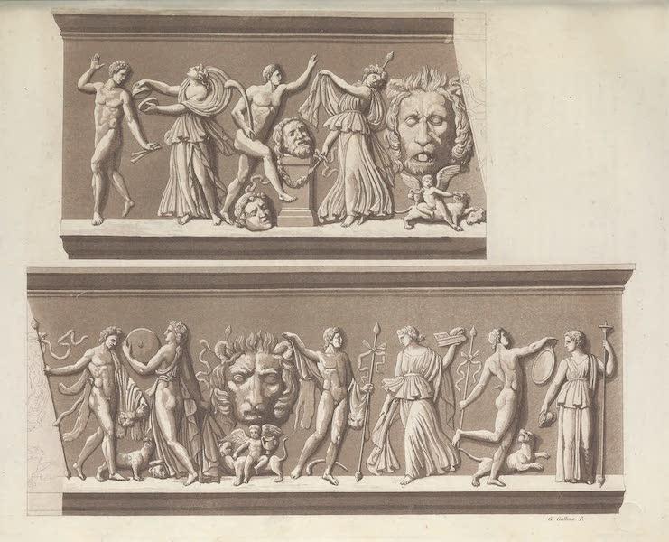 Le Costume Ancien et Moderne [Europe] Vol. 1, Pt. 1 - LXXVI. Bacchanales etc. (1817)