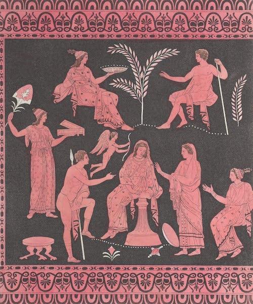Le Costume Ancien et Moderne [Europe] Vol. 1, Pt. 1 - LXXIX. Ceremonies Eleusines etc. [II] (1817)