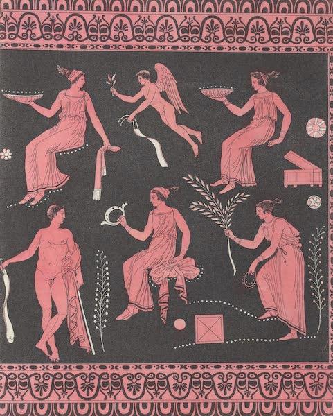 Le Costume Ancien et Moderne [Europe] Vol. 1, Pt. 1 - LXXX. Sauteur, disque, discobole, ceste etc. (1817)