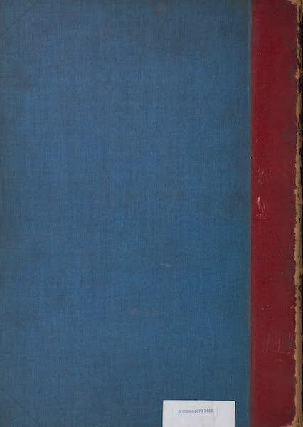 Le Costume Ancien et Moderne [Europe] Vol. 1, Pt. 1 - Back Cover (1817)