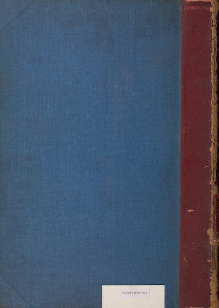 Le Costume Ancien et Moderne [Europe] Vol. 2 - Back Cover (1820)