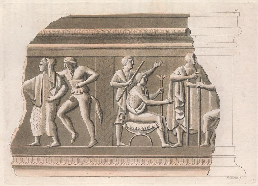 Le Costume Ancien et Moderne [Europe] Vol. 2 - XV. Faune Dieu des Etrusques  (1820)