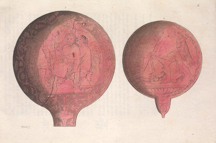 Le Costume Ancien et Moderne [Europe] Vol. 2 - XVI. Junon et Minerve (1820)