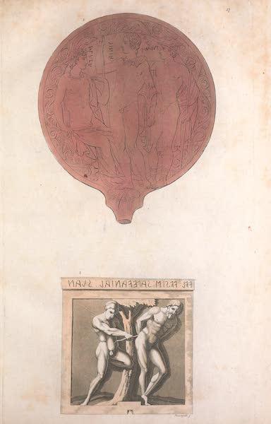 Le Costume Ancien et Moderne [Europe] Vol. 2 - XVII. Apollon ecorchant Marsias (1820)