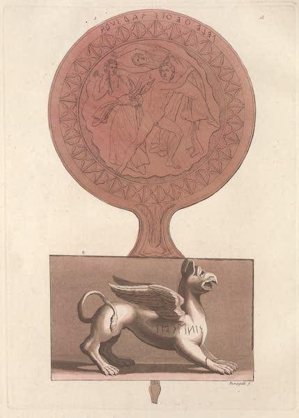 Le Costume Ancien et Moderne [Europe] Vol. 2 - XVIII. Eriston monstre fabuleux, Proserpine (1820)