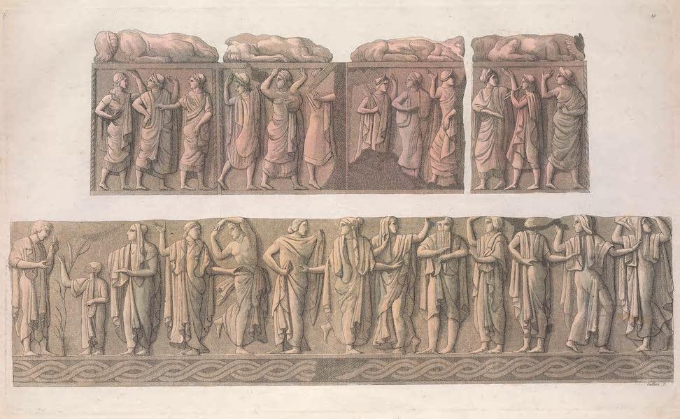 Le Costume Ancien et Moderne [Europe] Vol. 2 - XIX. Sacrifices (1820)