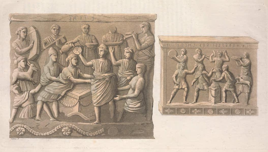 Le Costume Ancien et Moderne [Europe] Vol. 2 - XX. Ceremonies et appareil des sacrifices (1820)