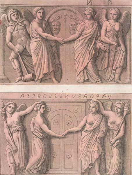 Le Costume Ancien et Moderne [Europe] Vol. 2 - XXIV. Ceremonies nuptiales (1820)