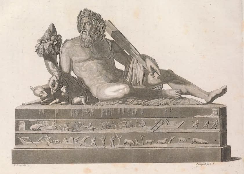 Le Costume Ancien et Moderne [Europe] Vol. 2 - II. Le Tibre (1820)
