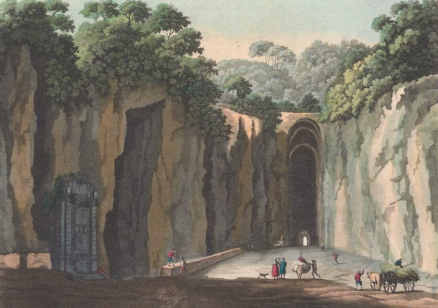 Le Costume Ancien et Moderne [Europe] Vol. 2 - III. La rotte de Posylippe (1820)